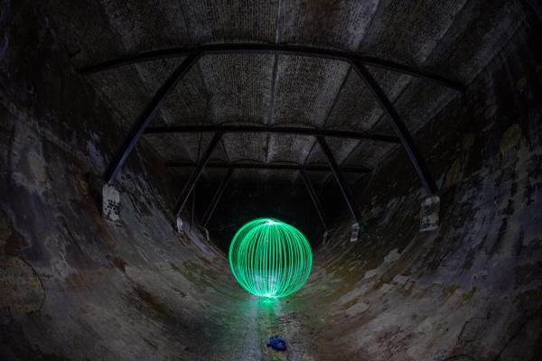 Underground orb. by stu8fish