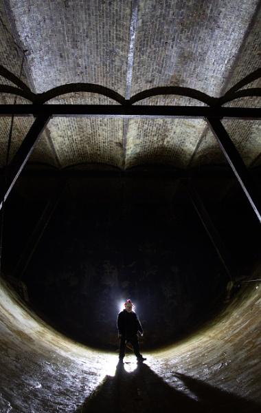 Underground. by stu8fish