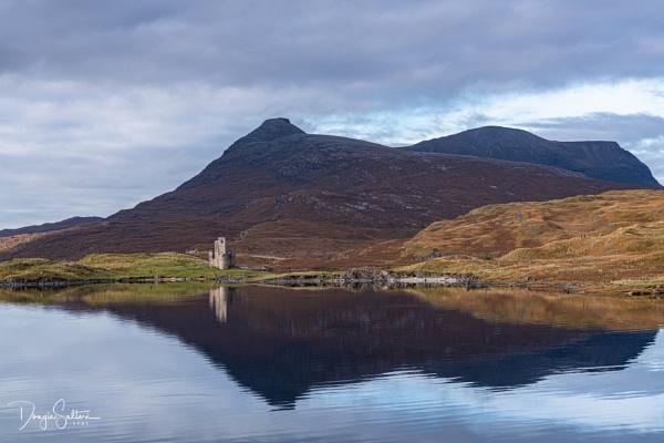Ardvrek Castle... by Scottishlandscapes