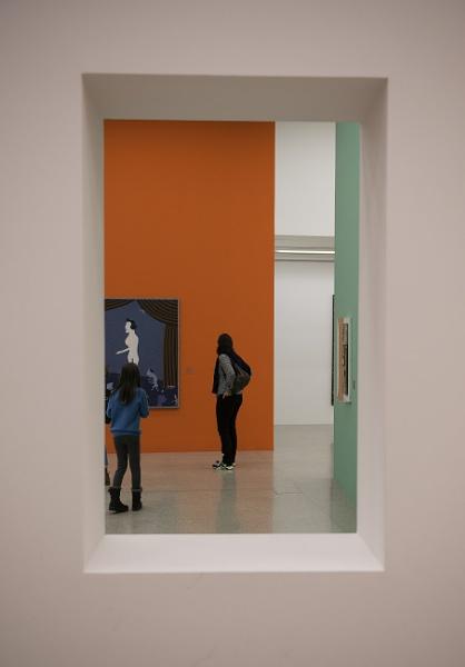 MUMOK modern art museum, Vienna, Austria - 6 by nellacphoto