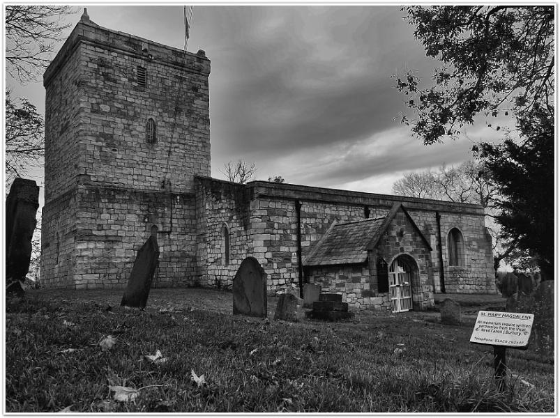 Saxon Church