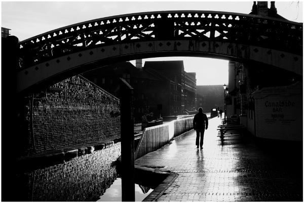 Canal Walker by ZenTony