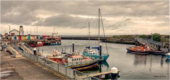 Girvan Harbour 3.