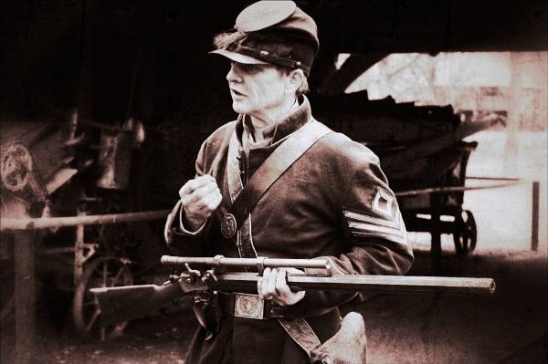 Union Sharpshooter by ThePixelator