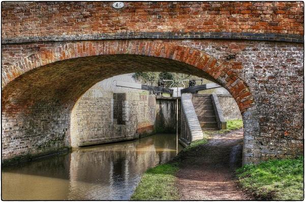 Bridge45, Lock24. by ThePixelator