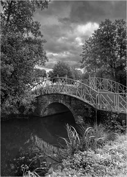 Ornamental Bridge by AlfieK