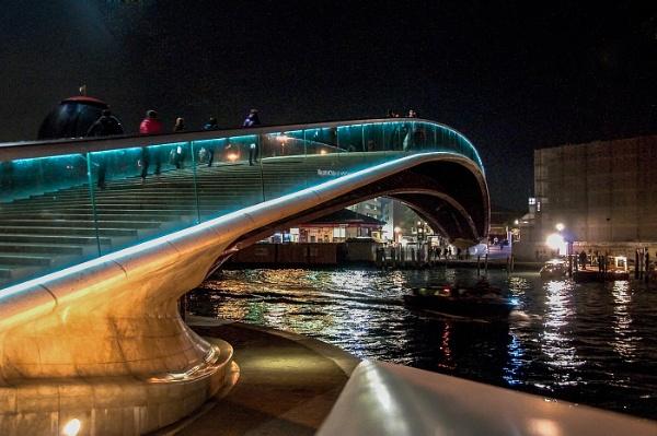 Calatrava bridge by dven