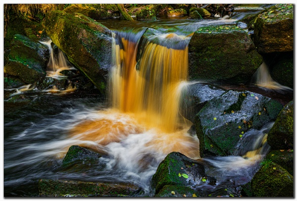 Padley Gorge by MalcolmS