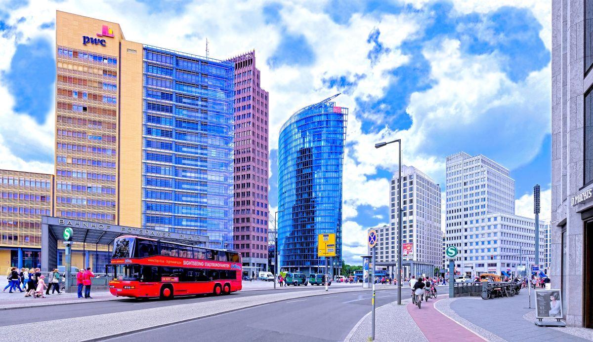 Berlin - Banhofer Potsdmer Platz 3
