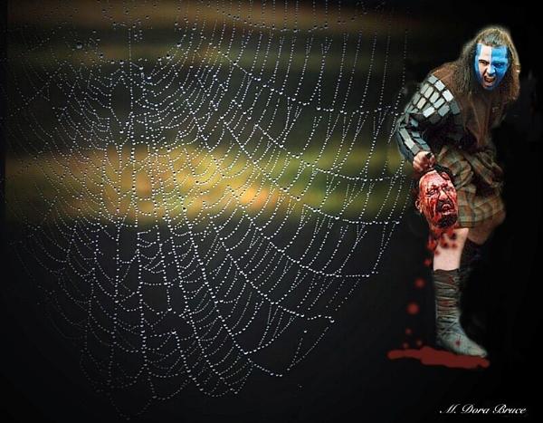 Scottish Spiderman by IamDora