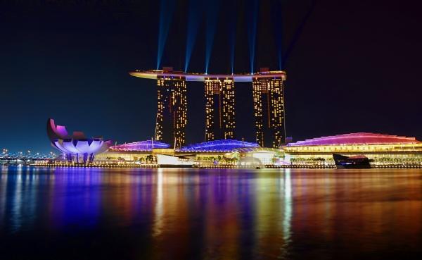 Singapore Marina Bay by sawsengee