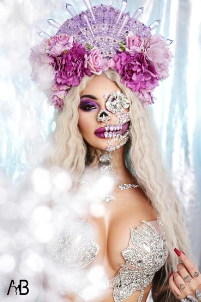halloween doll by ABstudio