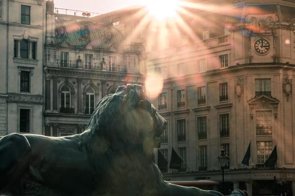 Lions of Trafalgar by CRAIGR2