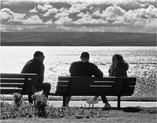 A conversation. by franken