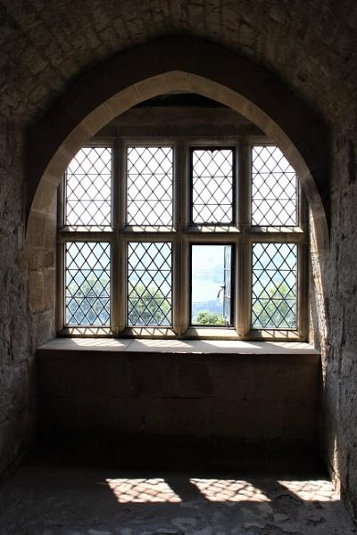 The open window by helenlinda