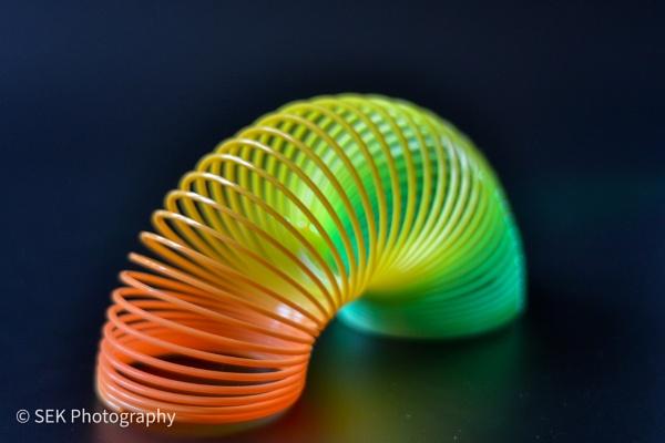 Slinky by SusanKing