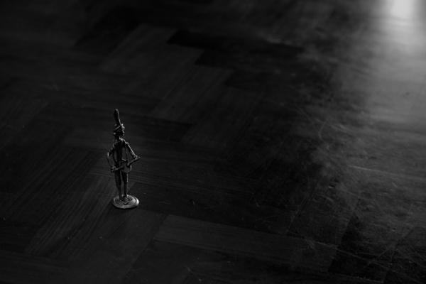 An optimistic negative space by JackAllTog
