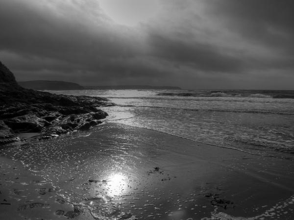The Beach by ianmoorcroft