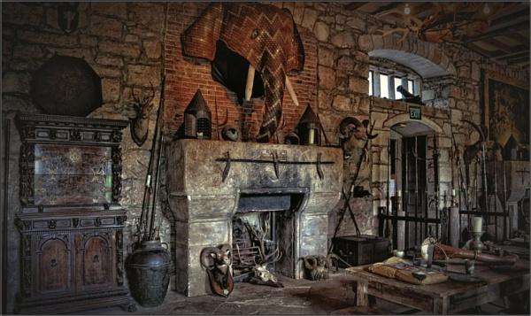 Chilligham Castle II (3) by PhilT2