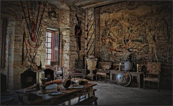 Chilligham Castle VII by PhilT2