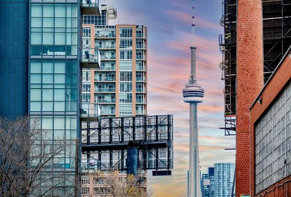 Cn Tower, Toronto by manicam