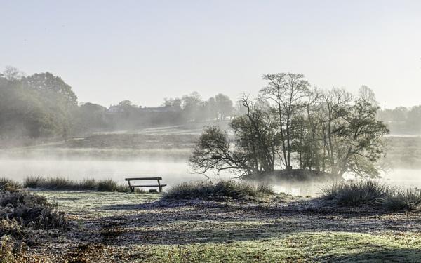 Early morning mist by jimobee