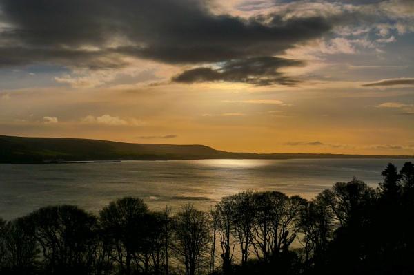 Loch Ryan sunrise by Backabit