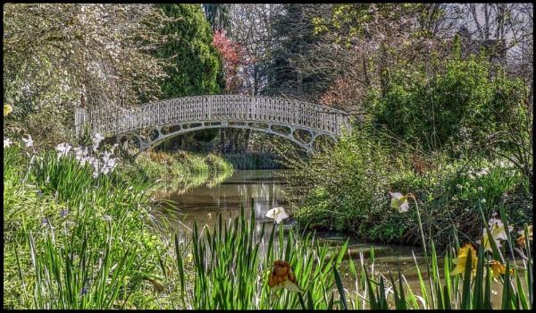 Serenity Bridge. by ThePixelator