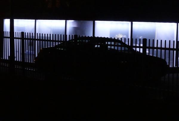 Night parking by SauliusR