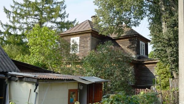 Wooden house II by SauliusR