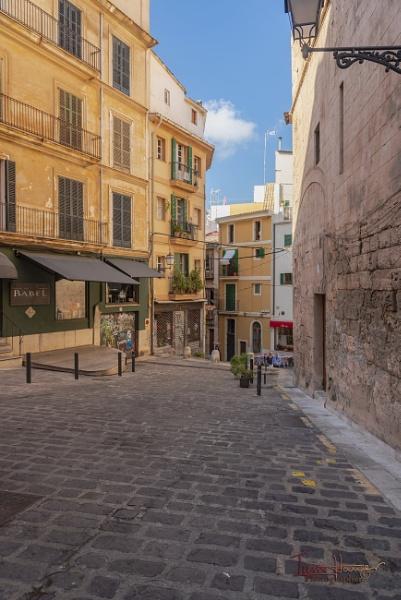 Back street Palma by IainHamer