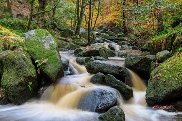 Padley Gorge by Kev8990
