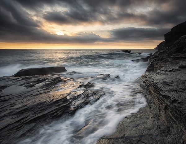 North Cornwall Strand by Buffalo_Tom