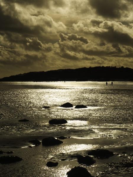 Rockcliffe beach by elmer1