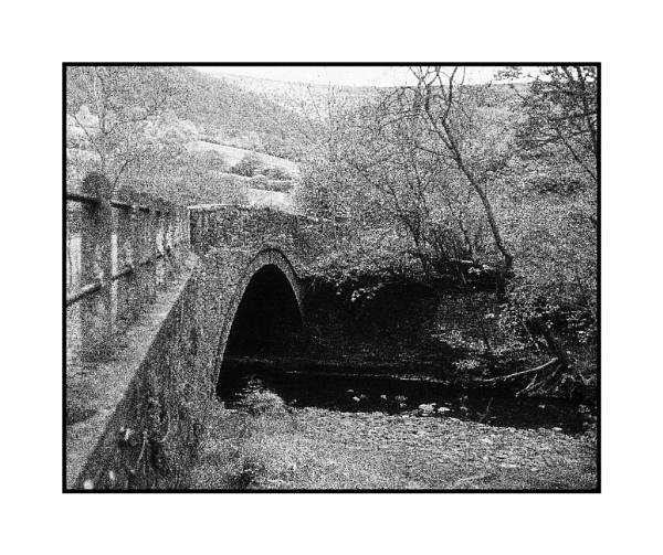 Powys Bridge IR by Lontano