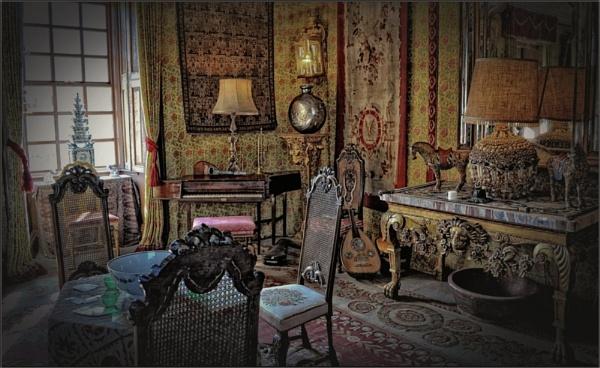 Chilligham Castle VIII (1) by PhilT2