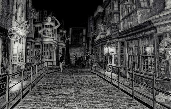 Harry Potter by sweetpea62