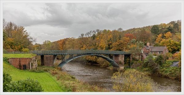 Coalport Bridge by DicksPics