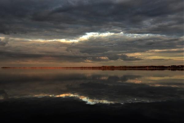 Beak in the clouds by djh698