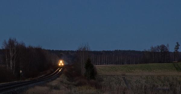 Train by Jukka
