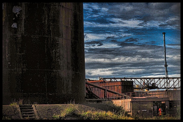 DERELICT PLACE. by kojack