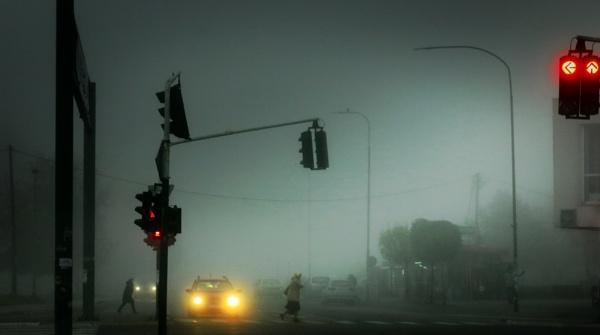 Gloomy Morning by MileJanjic