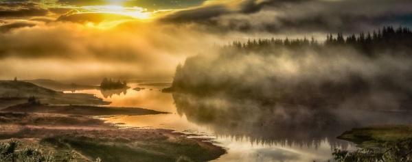 Autumn Mist by Legend147