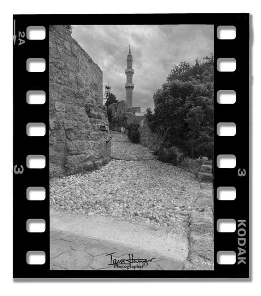 Rhodes town by IainHamer