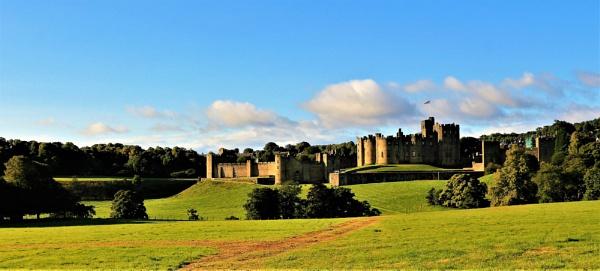 Alnwick Castle. by shedhead