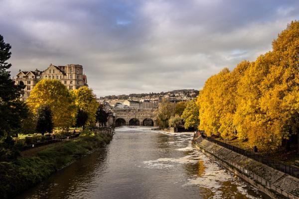 Fall in Bath by Silverlake
