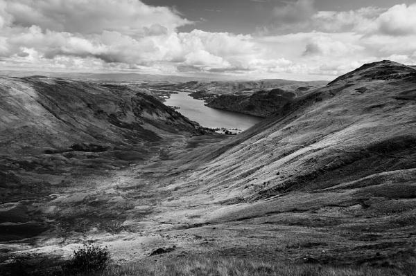 Ullswater and Glencoyne by Acancarter