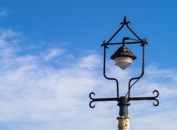 sky lamp by rockabilly