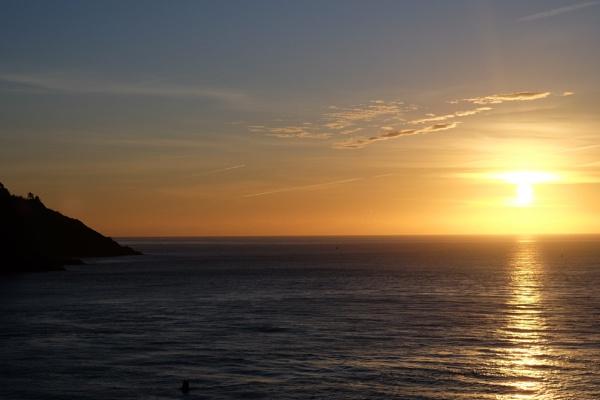 Sunrise Dartmouth by GwB