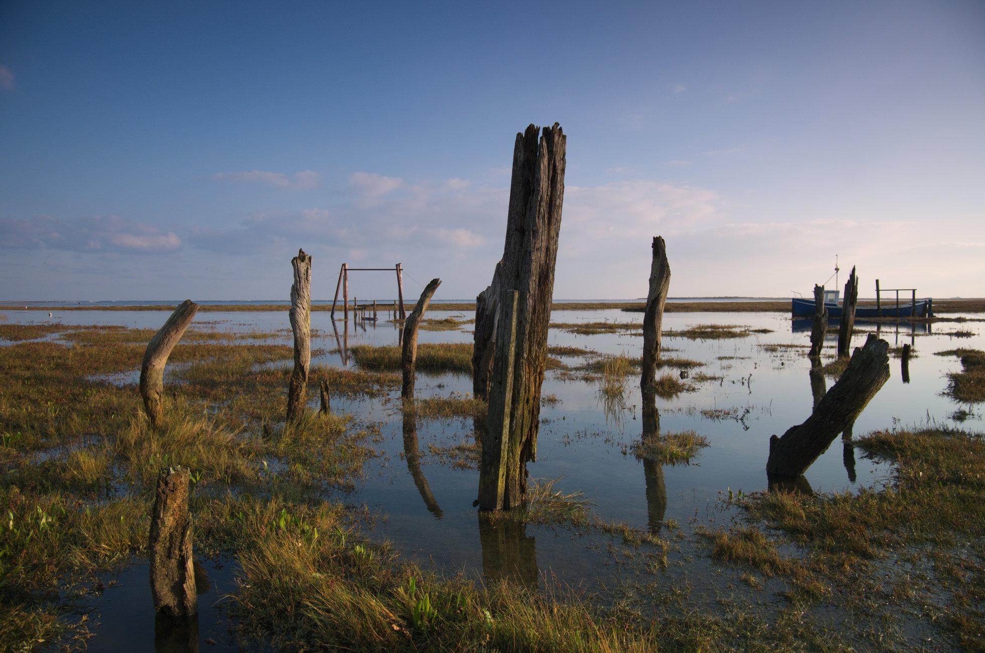 Thornham high tide